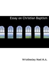 Essay on Christian Baptism