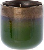 Riverdale Vintage - Kaarsenpot - Groen - 11cm