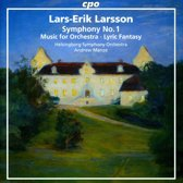 Orchestral Works Vol1: Symphony No1