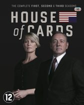 House Of Cards - Seizoen 1 t/m 3 (USA) (Blu-ray)