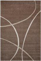 Vloerkleed Platin 6364-76 Brown 160x230 cm