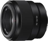 Sony FE 50mm f/1.8 0 - Zwart
