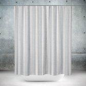 Roomture - douchegordijn - marmer - 120 x 200