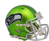 Riddell Speed Mini BLAZE Alt Seahawks American Football Helm