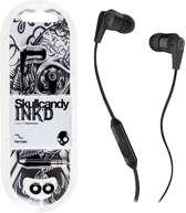 Skullcandy INK'D 2.0 Zwart Geschikt met Apple en Samsung