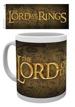 The Lord Of The Rings Logo - Mok