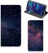 Stand Case Huawei Y7 hoesje Y7 Pro (2019) Stars