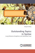 Outstanding Topics in Syntax
