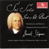 Bach: The Sonatas And Partitas