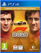 F1 2019 (Formule 1) Legends Edition - PS4