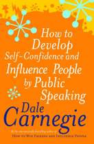 Boek cover How To Develop Self-Confidence van Dale Carnegie