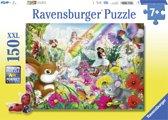 Ravensburger puzzel Mooi feeënbos - legpuzzel - 150 stukjes