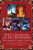 Percy Jackson en de Olympiërs - Percy Jackson en de Olympiërs – De complete serie (5-in-1)