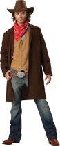 Cowboy kostuum voor heren - Premium  - Verkleedkleding - Medium
