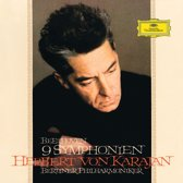 Her Berliner Philharmoniker/Karajan - Beethoven: 9 Symphonies
