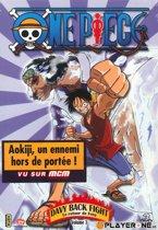 ONE PIECE DAVY BLACK FIGHT - Vol 3 (3DVD) : DVD