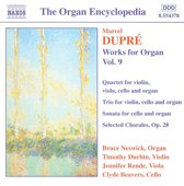 Dupre: Works For Organ Vol. 9 / Neswick, Durbin, et al