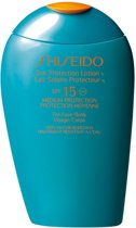 Shiseido Sun Protection Lotion N SPF 15 Zonnebrand - 150 ml