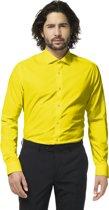 OppoSuits Yellow Fellow - Mannen Kostuum - Geel - Feest - Maat 41/42