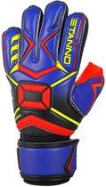 Stanno FH Granite  Keepershandschoenen - Maat 5 - (6/7jarige) - Unisex - paars/rood