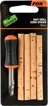 FOX Edges Nut Drill and Cork Sticks | 6mm | 4 stuks