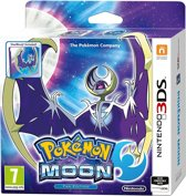 Pokemon Moon Steelcase Edition - 2DS + 3DS - UK versie
