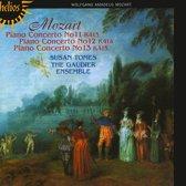 Mozart: Piano Concertos Nos 11, 12 & 13