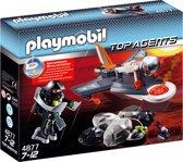 Playmobil Agents Detectorjet  - 4877