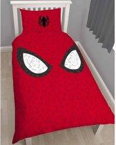 Spider-Man Reflex - Dekbedovertrek - Eenpersoons - 135 x 200 cm - Rood