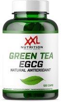 XXL Nutrition - Green Tea EGCG - 120 caps - Speciaal Voor Sporters