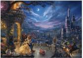 Disney Beauty and the Beast, 1000 stukjes Legpuzzel