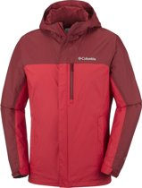 Columbia Pouring Adventure II Jas - Heren - Red Spark / Red Element