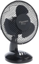 Bestron DFT27 - Tafelventilator - Zwart