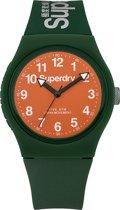 Superdry urban SYG164ON Mannen Quartz horloge