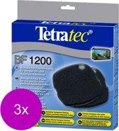 Tetra Tec Ex Bf Bio Filterschuim - Filtermateriaal - 3 x 2 stuks 1200
