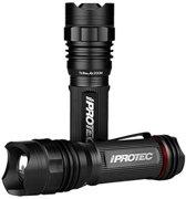iProtec Pro250 LED Light - Zaklamp - Zwart