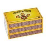 Union Match Lucifers Prestige Lang - 3 x 45 lucifers