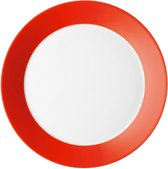 Arzberg Tric Hot Ontbijtbord - � 22 cm - Rood