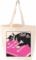 Tale of Two Kitties Cat Tote