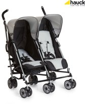 Hauck Turbo Duo - Buggy - Grijs/Stone