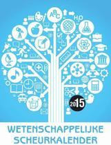 Wetenschappelijke scheurkalender 2015