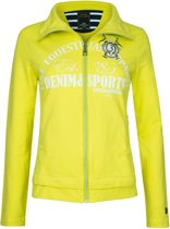 Sweat Jacket Fardau Lime S
