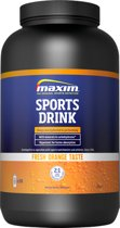 2x Maxim Sports Drink Fresh Orange 2kg