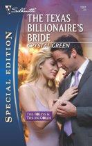 The Texas Billionaire's Bride