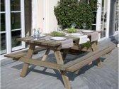 Picknicktafel 1,8 meter -180 cm | Grenen Houten Picknick tafel