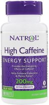 High Caffeine 200mg 100tabl