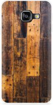 Galaxy A5 (2016) Hoesje Special Wood