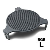 SMOKEWARE Convector/Plate setter voor Big Green Egg large