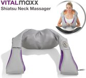 VitalMaxx Shiatsu Massager Nekmassage -Massagekussen