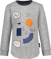 Noppies shirt - Grijs - Maat 122